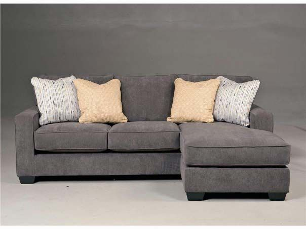 Ashley Furniture Gray Sectional Sofas for Small Spaces … | Living .