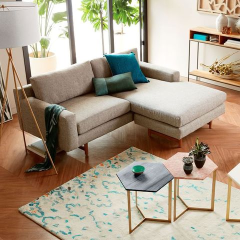 12 Best Sectionals for Small Spaces - Small Sectional Sof