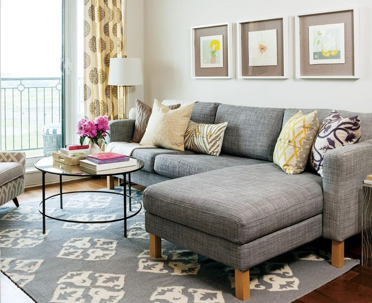 30 Small Sectional Sofas to Match with Various Designs and Style .