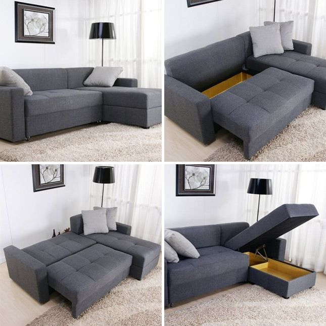 Tiny Sectional Sofa - Ideas on | Tiny house furniture, Furniture .