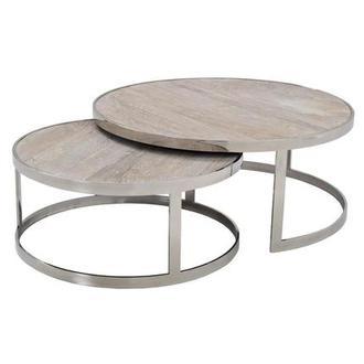 Dahlia Nesting Tables Set of 2 | El Dorado Furnitu