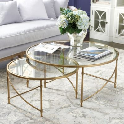 Maxwell Nesting Coffee Table S