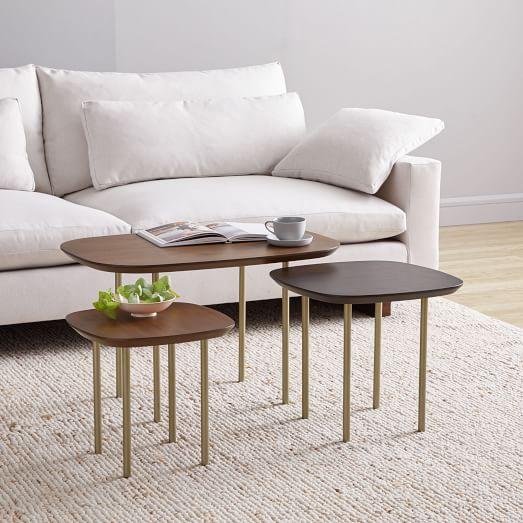 Trio Nesting Tables (Set of