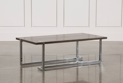 Shelter Coffee Table | Living Spac