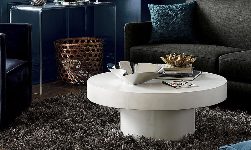 Stone Coffee Tables with Modern Sty