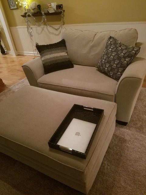 Mesa Foam II Oversized Chair | Living Spac