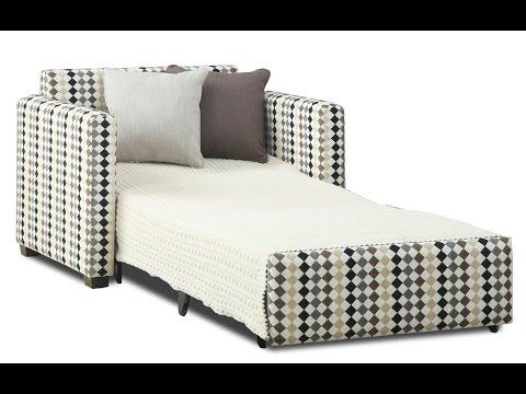 Single Sofa Bed | Single Sofa Bed Chair - YouTu