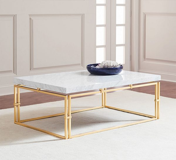 51 Marble And Faux Marble Coffee Tables That Define Elegan