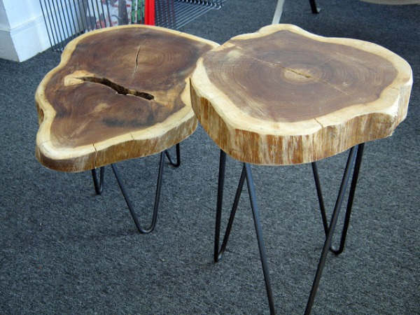 Furniture Tree Stump Furniture Modest On Intended Furnitures Tiny .