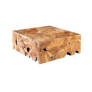 Tree Slice Coffee Table | Wayfa