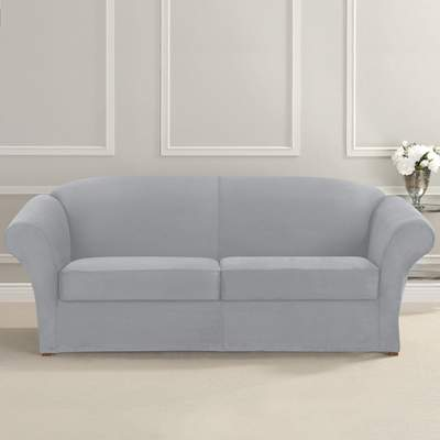 Sofa Slipcovers | Couch Covers & Sofa Covers | Custom-Fitted .