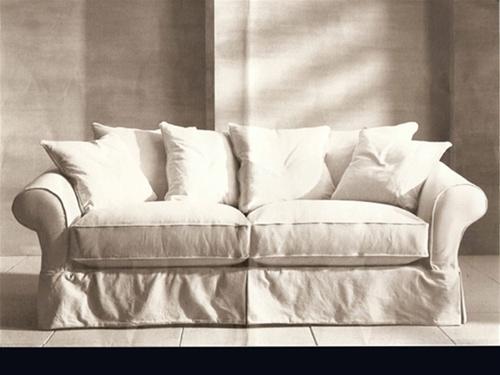 Crate & Barrel Bloomsbury Sofa, Chair & Ottoman Slipcover Replacemen