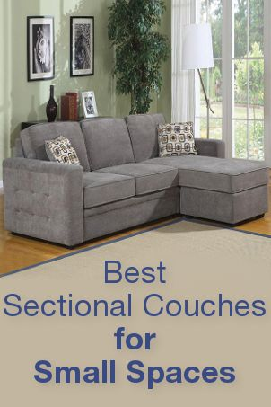 Small Sectional Sofas & Couches for Small Spaces | Couches for .