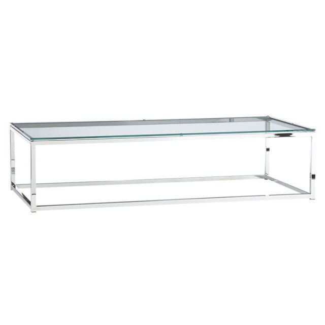 11 Gorgeous Glass Coffee Tables for an Open, Airier Room | Coffee .