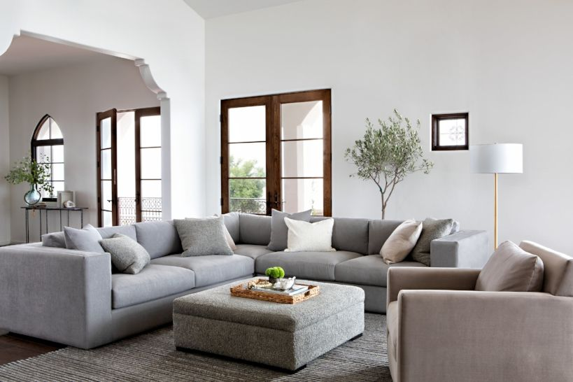 soane sectional - Google Search in 2020 | Contemporary decor .
