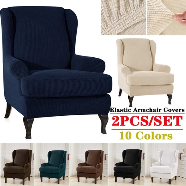Elastic Armchair Covers Detachable Sofa Couch Slipcover Sofa Chair .