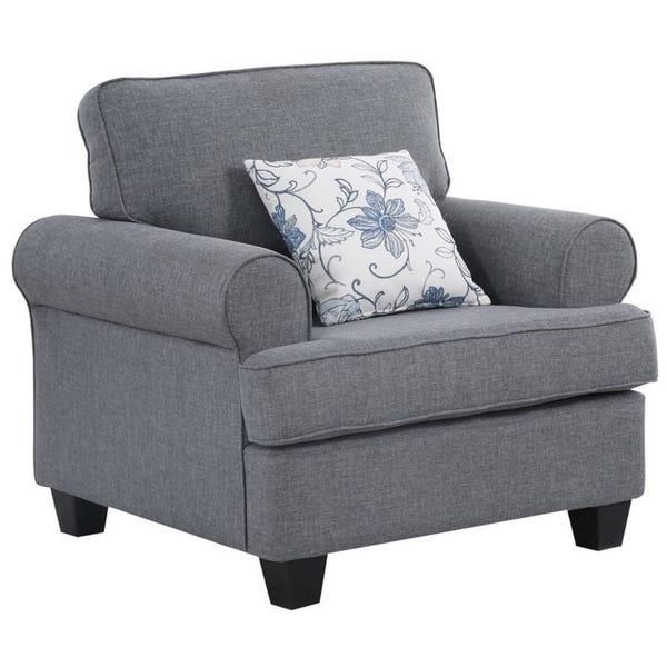 Shop Nova Modern Sofa Chair Set - Overstock - 218278