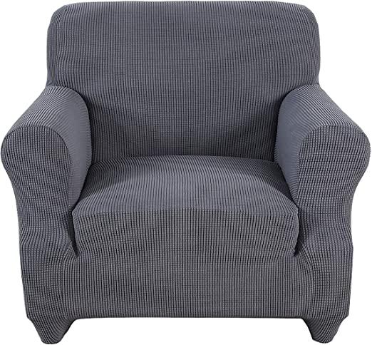 Amazon.com: Obstal Stretch Spandex Armchair Couch Slipcover Sofa .