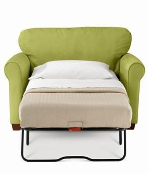 Twin bed pull-out great for a tiny home. And it's a beautiful .