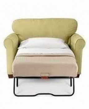 pull out chair bed | Tiny house furniture, Sleeper chair bed, Twin .