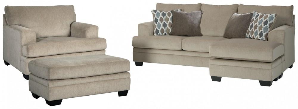 Dorsten - Sofa, Chair and Ottoman | 77205/18/23/14 | Living Room .