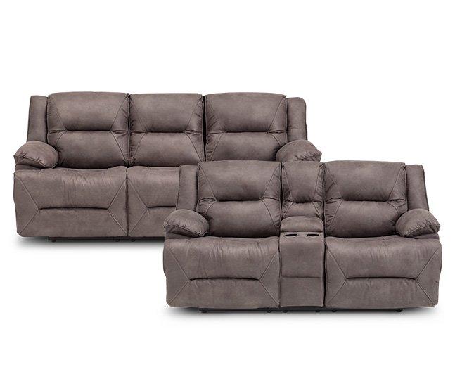 Pocono Reclining Sofa - Furniture R