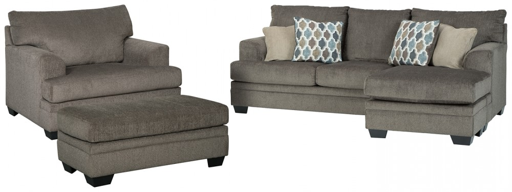 Dorsten - Sofa, Chair and Ottoman | Living Room Groups | Furniture .