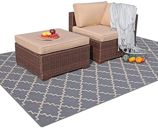 Amazon.com : Patiorama 2 Piece Outdoor Patio Furniture Set, All .