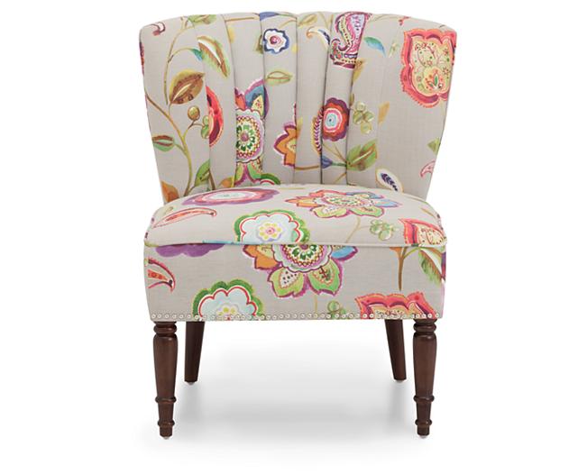 Tori Accent Chair Sofa Mart 1-844-763-6278 | Fun Color | Accent .