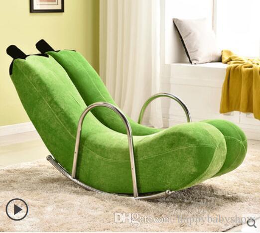 2020 High Quality Brand New Banana Rocking Chair New Sofa One .