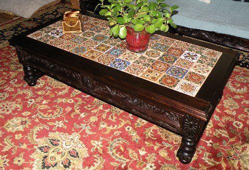 Renaissance Architectural - Renaissance Coffee Tables Tile and .