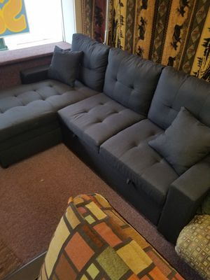 New and Used Sleeper sectional for Sale in St Cloud, MN - Offer