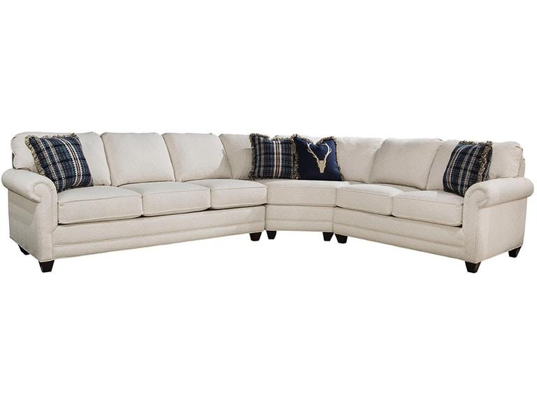 Marshfield Furniture Living Room Ralc Sofa 9000-43 - Hennen .