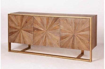 Starburst 3 Door Sideboard | Sideboard, Home office furniture .