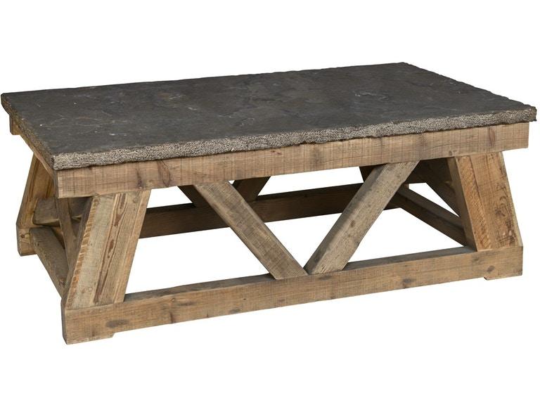 Classic Home Marbella Coffee Table Stone Top 51030295 - Portland .
