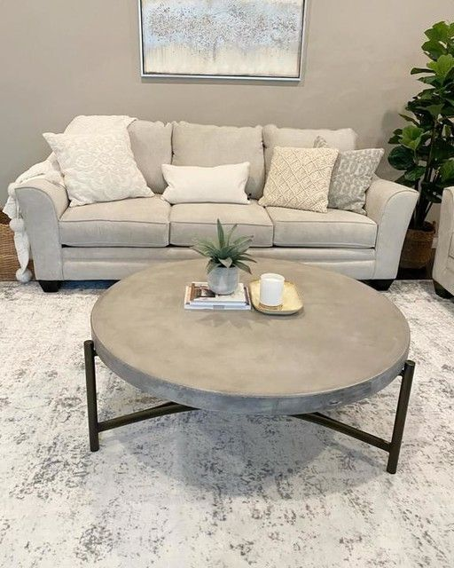 Stratus Coffee Table in 2020 | Coffee table living spaces, Coffee .