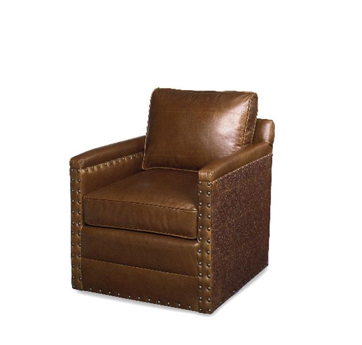 235-S Trilby Swivel Chair - Ohio Hardwood Furnitu