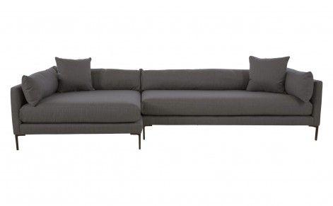 Sydney Sectional - Sofas - Furniture | Jayson Home | Sofa, Deep .