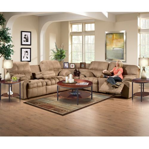 Aarons - Woodhaven Tahoe II Sectional Sofa Group   Sectional sofas .