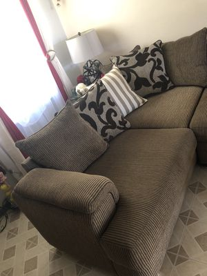 New and Used Sectional couch for Sale in Largo, FL - Offer