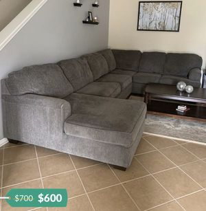 New and Used Grey sectional for Sale in Plant City, FL - Offer