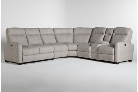 Grey Casual Sectionals & Sectional Sofas | Living Spac