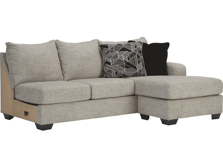 Benchcraft Living Room Megginson Right-Arm Facing Sofa Chaise .