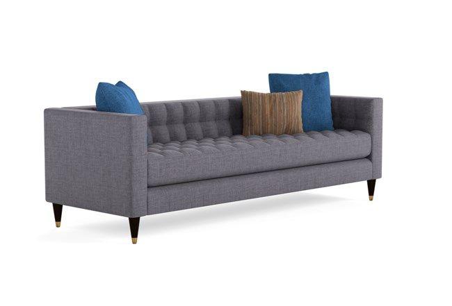 Tate II Estate Sofa | Living Spaces | Sofa, Couch chair, Living spac