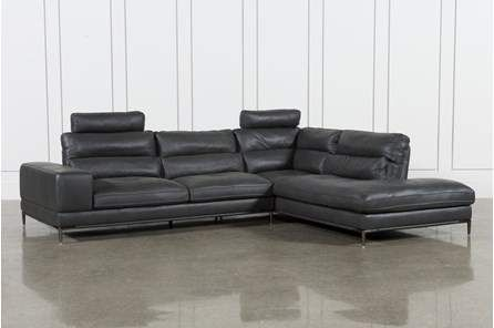 Sectional Leather Sofa (With images) | Sectional sofa, Leather .