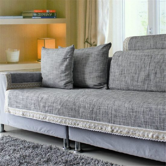 8 Stylish Sofa Cover Ideas To Protect Your Furniture - Home Made .