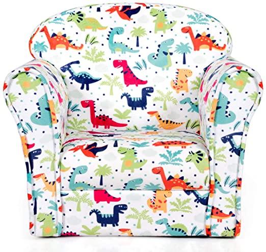 Amazon.com: Costzon Kids Sofa, Children Armrest Chair with Pattern .