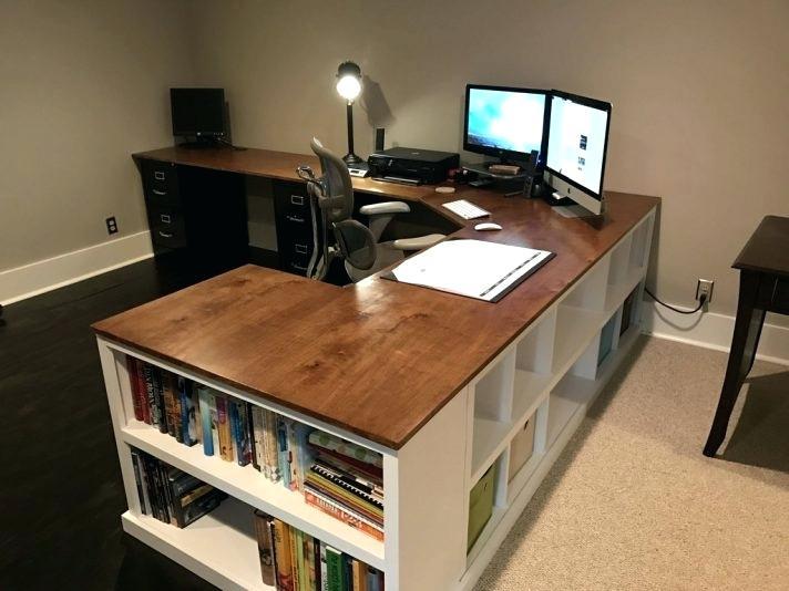 Unique Office Desks Cool Desk Ideas Medium Size Design Home Info .