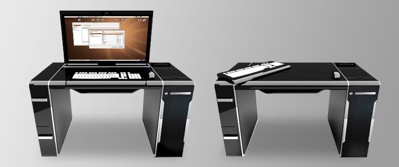 Brilliant Unique Computer Desk For Sale Idea Tikspor Home Design .