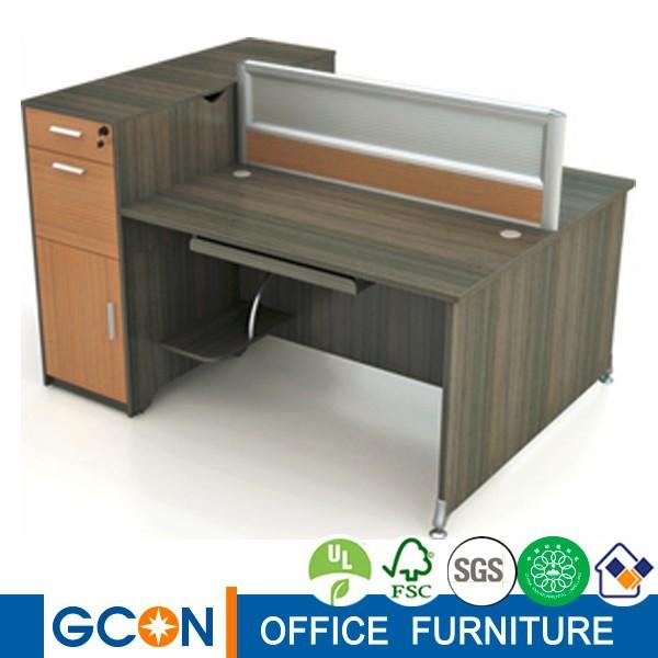China Manufacturer Modern Design Office Unique Computer Desk .